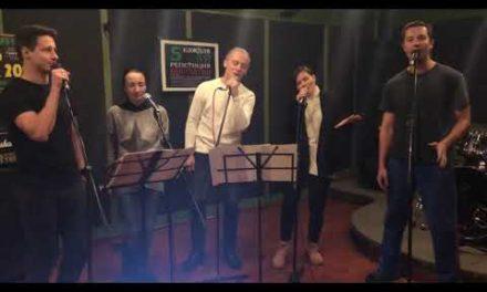 "Backstage ""KREMlin band"". Кавер-группа."