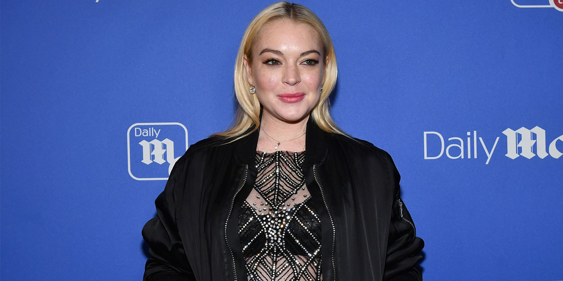 Lindsay Lohan Tried To Kidnap Two Refugee Children* Betches