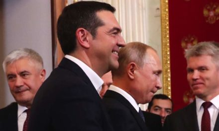 Tsipras, Putin take into consideration eye to eye on power, split on geopolitics, Vassilis Nedos|Kathimerini – www.ekathimerini.com