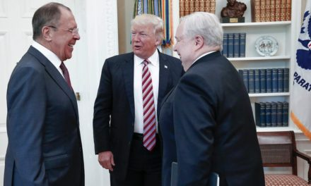 Putin provides records of Trump conference with Lavrov