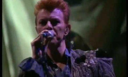 David Bowie Kremlin Palaca Moscow june 18 1996 PRO SHOT