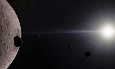 A Space Rock The Size Of A House Whizzed Past Earth Today – And We Only Detected It Last Week