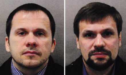 Novichok strike Russian 'representatives' called