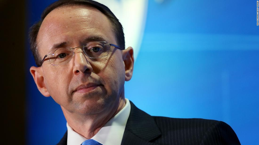 Who would certainly be Mueller's manager if Rosenstein runs?