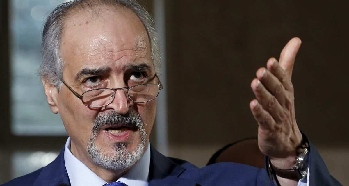 Assad's presidency not up for conversation, Syrian federal government mediators claim