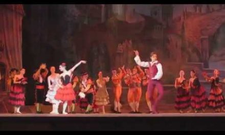 VII International Ballet Festival in the Kremlin Don Quixote Kremlin ballet