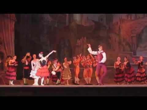 VII International Ballet Festival in the Kremlin Don Quixote Kremlin ballet