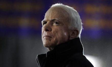 Liz Peek:Mr Trump, make a generous motion as well as granting McCain the Medal of Honor
