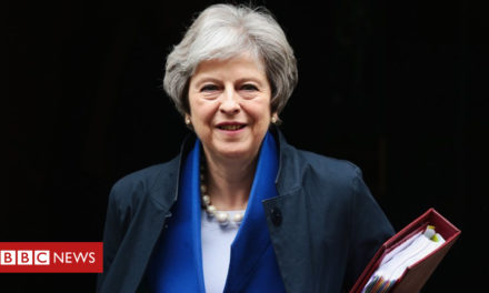 EU asks yourself if Theresa May has actually lacked 'Brexitfudge'
