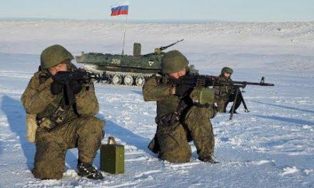 El Kremlin ya dispone de más soldados en el Ártico que los EEUU