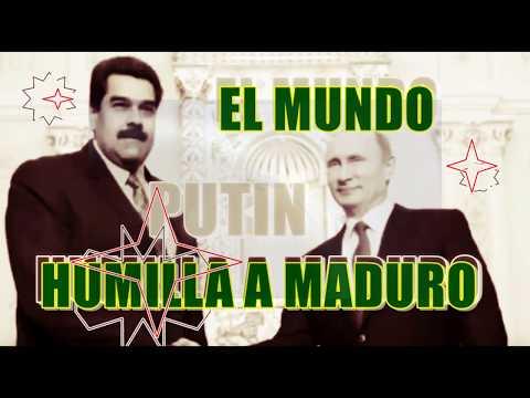 Noticias De Venezuela Putin Humilla A Maduro, Noticias Hoy En Venezuela 21 De Diciembre 2018