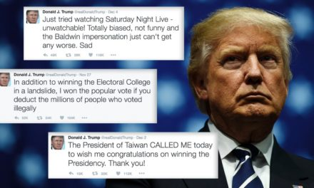 Donald Trump's tweets as president-elect, annotated