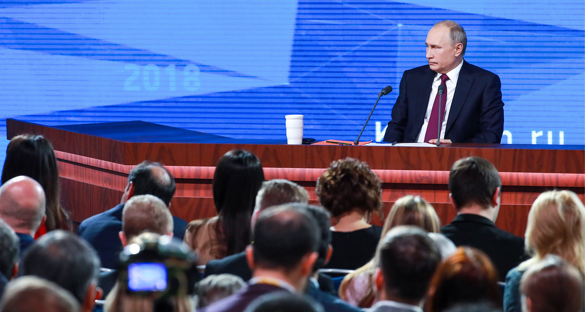 Putin's yearly interview portray over 1 billion customers on social media sites – TASS