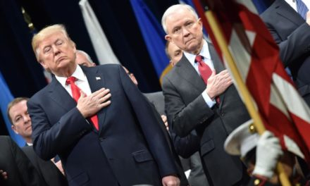 Why Jeff Sessions stated 'secure her up'– and also why it matters