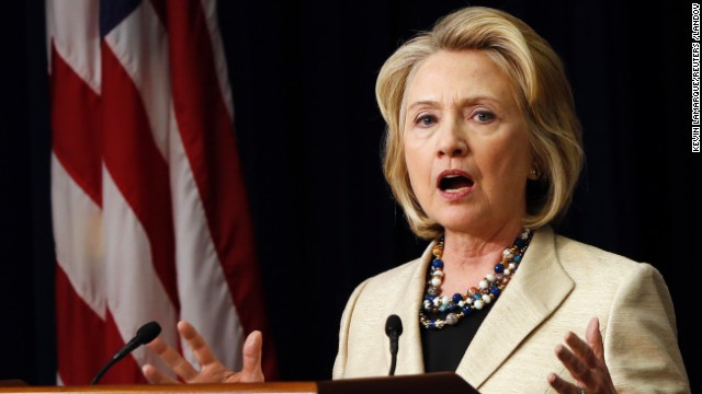 Hillary Clinton: United States needs to 'obtain' Assad's air areas
