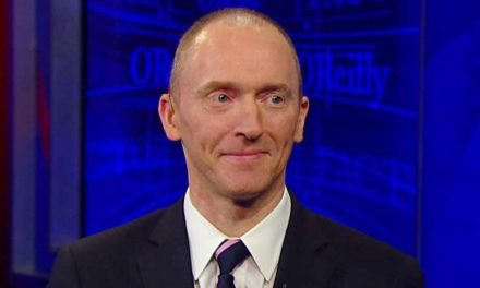 Carter Page: 'Allof the lies … are ultimately appearing right into the open'
