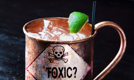 Moscow Mule Mugs Arent Running to Kill You