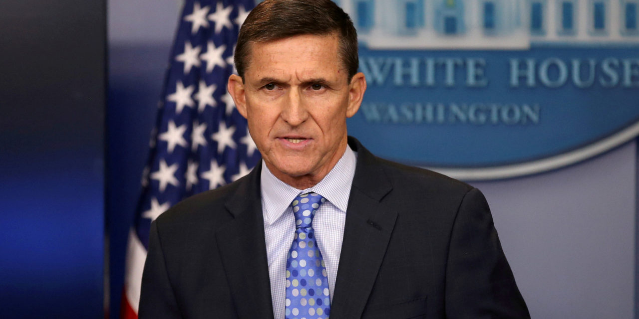 Flynn Schemed to Build Nuclear Plants in the Countries of the center eastern