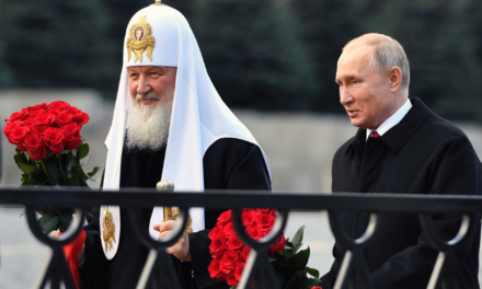 Russian Orthodox church contacts UN for aid in Ukraine