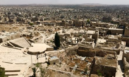 Inside Aleppo: Residents go back to reconstruct Syria's ruined city