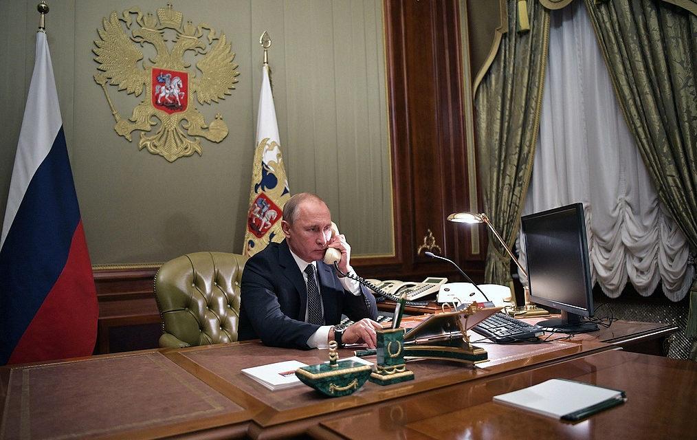 Putin and Macron discuss Syria issue, Ukrainian crisis – TASS