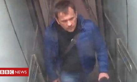 Salisbury suspicious 'enhanced by Putin'