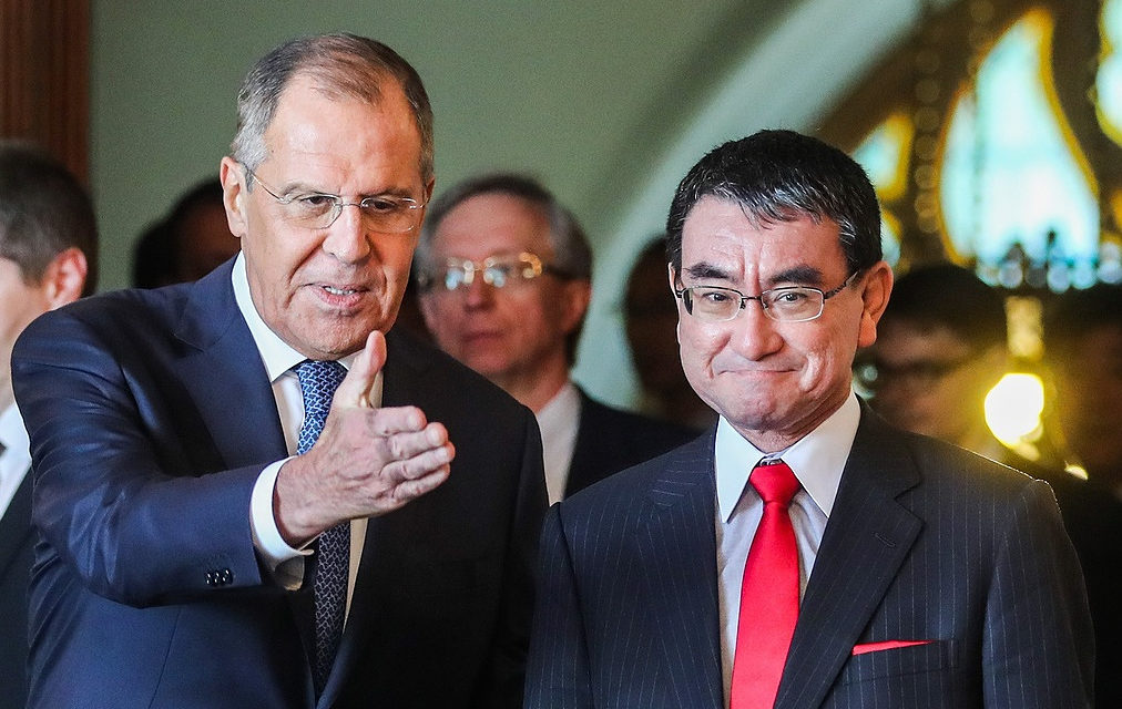 Top Japanese, Russian mediators to review tranquility treaty in Moscow January 14 – TASS