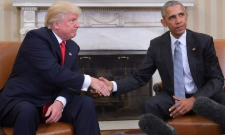 With newest stab, Trump-Obamapartnership gets to historical spitefulness