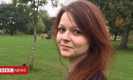 No- one promotes me – Yulia Skripal