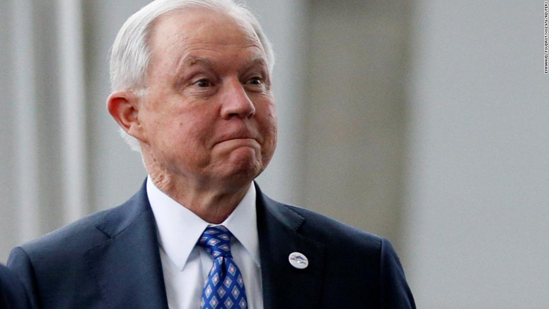 Sessions 'certain' Mueller probe will certainly be dealt with 'properly'