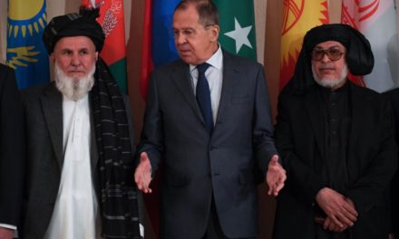 Taliban agents in Moscow signal Russia's increasing polite authority