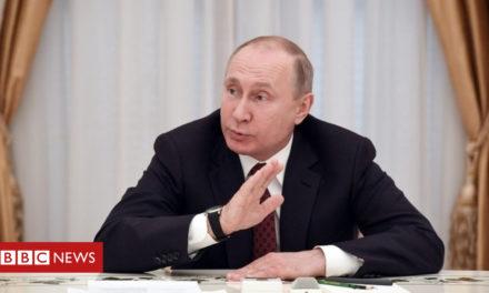 Corbyn: UK needs to work with Putin
