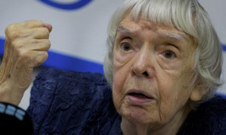 Lyudmila Alexeyeva, Russian Human Rights Icon, Dies At 91