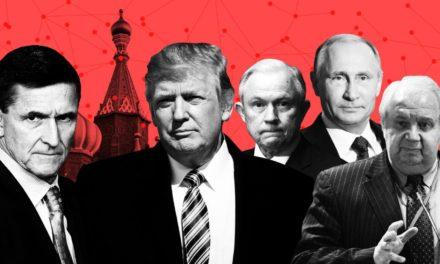 Russia enigma intimidates to ingest Washington