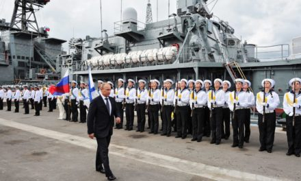 Vladimir Putins Fast-GrowingNavy is Meant to Fight his Kind of War, Not Washingtons