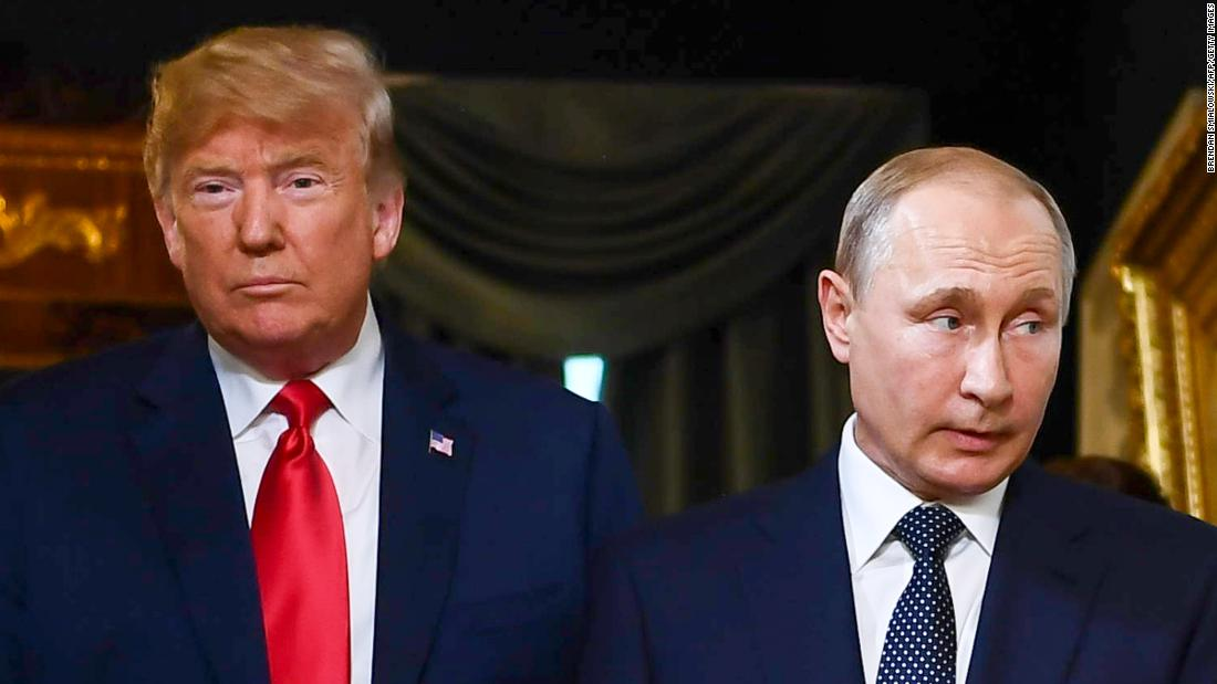 Trump's Putin trouble takes the limelight in a time of turmoil