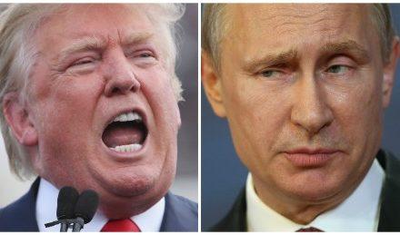 Donald Trump's appreciation for Vladimir Putin is trouble