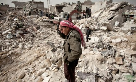 Trump has actually given a twinkle of hope in Syria