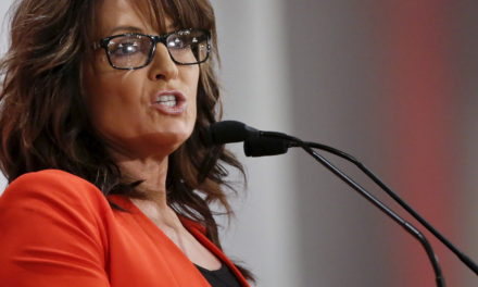 If You're Appearing For Misinformation, Go To Sarah Palin's Facebook Page