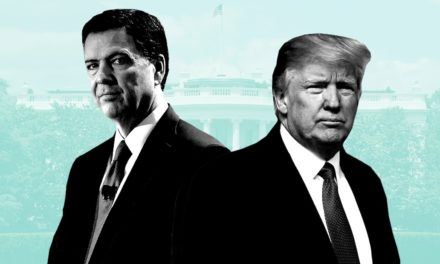 5 points for April 13: Comey publication, Syria, Russia probe, instructor objections, Cosby test