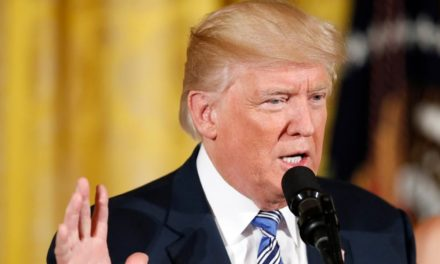 President Trump indicators Russia sanctions invoice