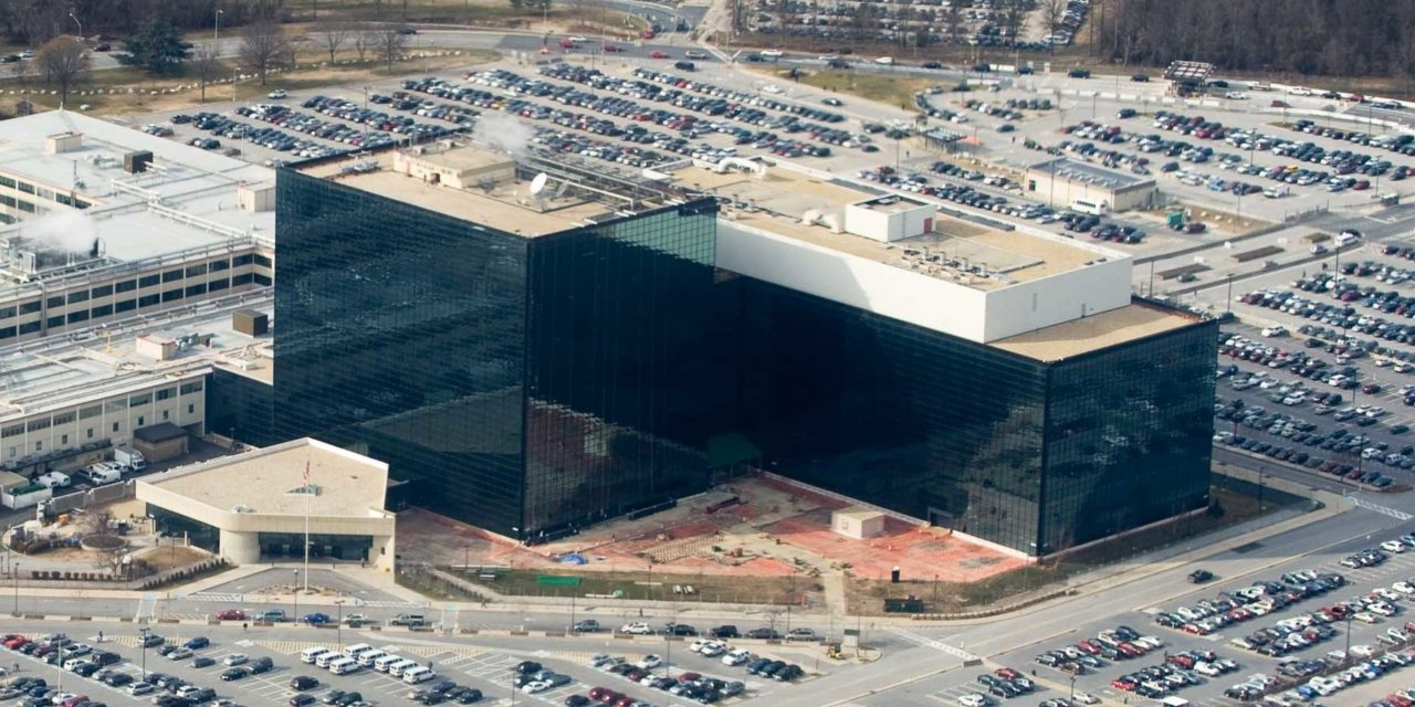 Here's the NSA Agent Who Inexplicably Exposed Critical Secrets