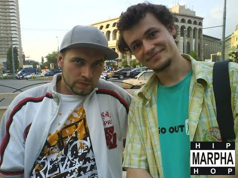 Interviu Krem (Kremlin) & & Cosy @ Marpha Hip Hop (S02 E45)