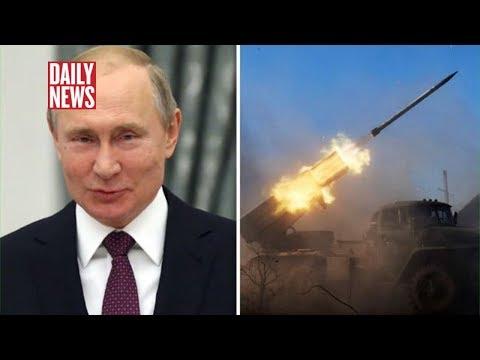 World War 3: How Vladimir Putin was 'revealed he might VIOLATE global legislation' – DAILY NEWS