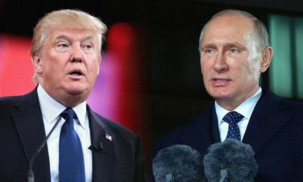 Trump was supposedly oriented on strategy to fulfill Putin, really did not state no