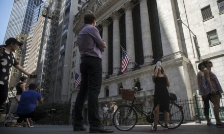 UNITED STATE Stocks Climb to Record as Irma Threat Recedes: Marketplaces Wrap
