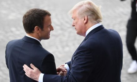 Trump-Macron: Red rug therapy conceals distinctions on Iran, Syria