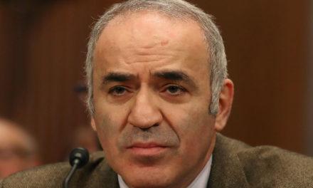 Garry Kasparov: Trump Has More Russian Connections Than Aeroflot