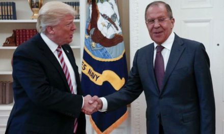 Trump is the dupe in Russia media event