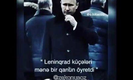 Putin is vorzakon